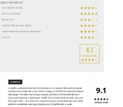 Smok X-Priv Review
