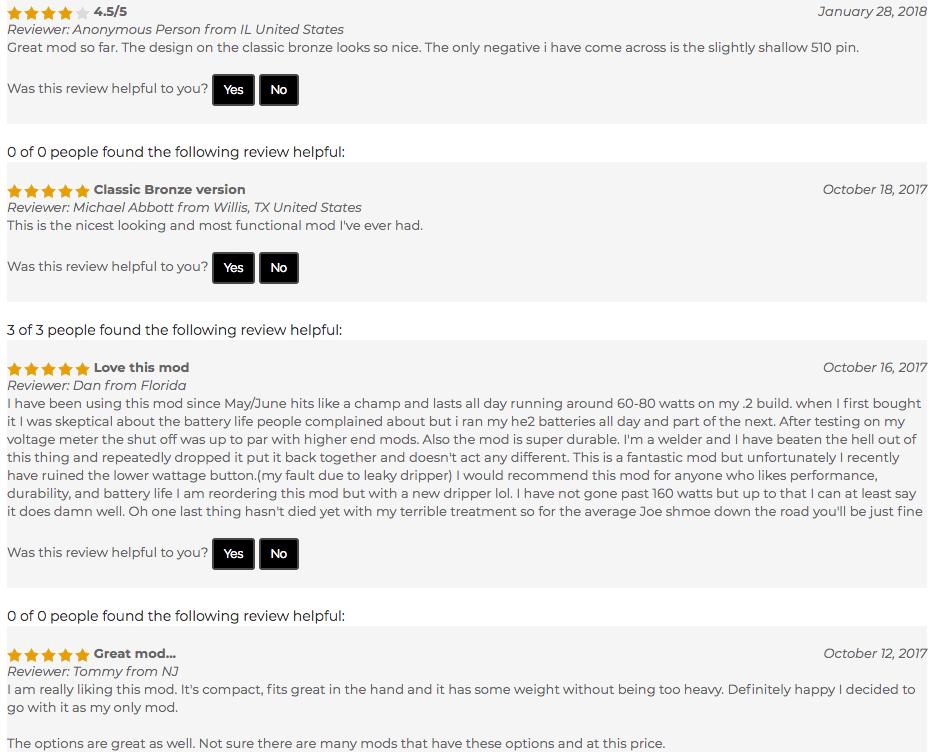 Smoant Battlestar Reviews